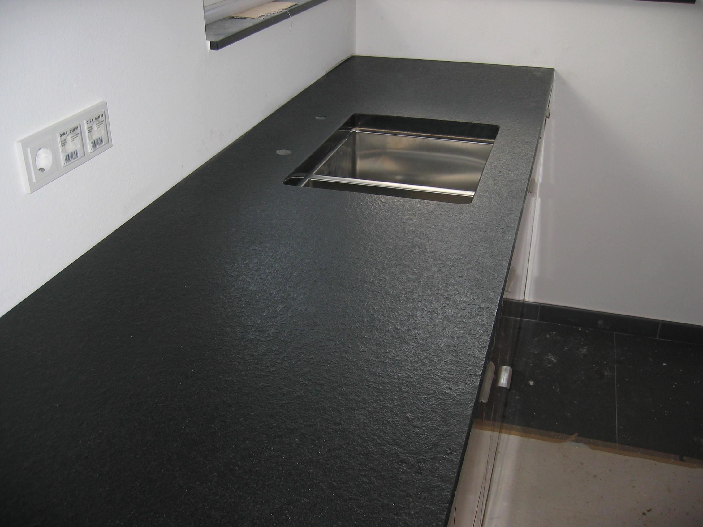 Ber uns lb stonefactory Granit schwarz arbeitsplatte